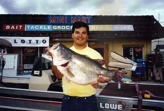 Fishing Castaic Lake | Jim Taibi's 661 FISHING