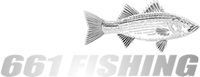 Jim Taibi's 661 FISHING Logo